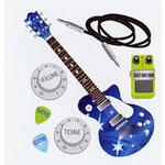 EK Success - Jolee's Boutique - Dimensional Stickers - Electric Guitar