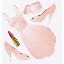 EK Success - Jolee's Boutique - Dimensional Stickers - Brides Maid