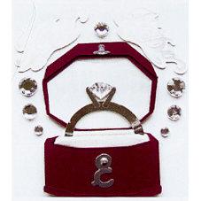 EK Success - Jolee's Boutique - Dimensional Stickers - Engagement Ring