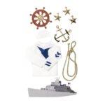 Jolee's Boutique - Navy