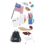 Jolee's Boutique Le Grande Stickers - Day at School