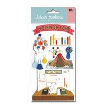 EK Success - Jolee's Boutique - 3 Dimensional Stickers - Science Fair