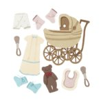 Jolee's Boutique Nostalgiques Stickers - Traditional Baby