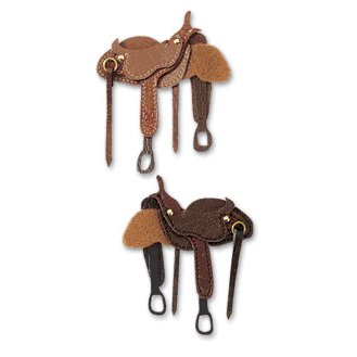 Jolee's Leatherettes Stickers - Horse Saddles, CLEARANCE