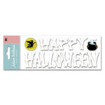 EK Success - Jolee's Boutique - Halloween - Dimensional Stickers - Title - Happy Halloween