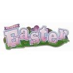 EK Success - Jolee's Boutique - Title Waves - Dimensional Stickers - Happy Easter Title