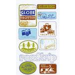 EK Success - Sticko Semi Layered Stickers - Travel Signs
