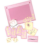 E-Kit Elements (Digital Scrapbooking) - Baby Girl 2