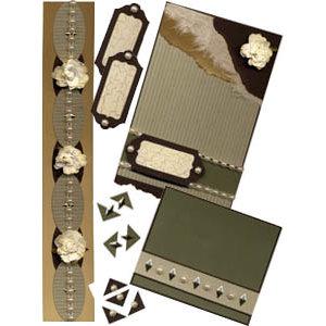 E-Kit Elements (Digital Scrapbooking) - Heirloom Elegance