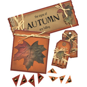 E-Kit Elements (Digital Scrapbooking) - Signs of Autumn 2