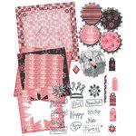 E-Kit Elements (Digital Scrapbooking) - Snow Princess 1