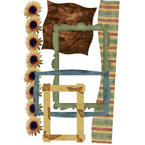 E-Kit Elements (Digital Scrapbooking) - Autumn Leaves 3