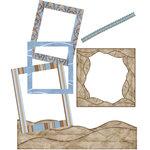 E-Kit Elements (Digital Scrapbooking) - Chilly Beach 2