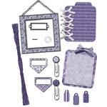 E-Kit Elements (Digital Scrapbooking) - Huckleberry 1