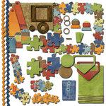Digital Element Kit - Little Dude
