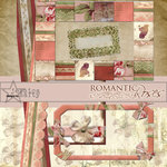 E-Kit Elements (Digital Scrapbooking) - Romantic Roses 3