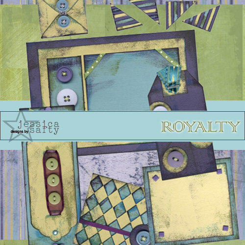 E-Kit Elements (Digital Scrapbooking) - Royalty 1