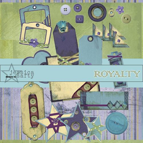 E-Kit Elements (Digital Scrapbooking) - Royalty 2
