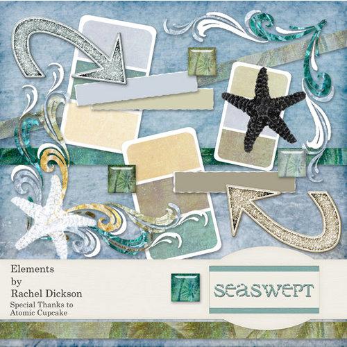 Digital Element Kit - Sea Swept