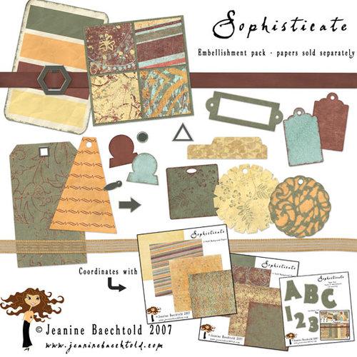 Digital Element Kit - Sophisticate