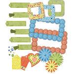 E-Kit Elements (Digital Scrapbooking) - Spring Fling 1