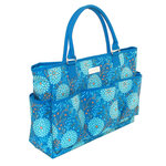 Everything Mary - Deluxe Knitting Tote - Royal Blue