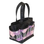 Everything Mary - Mini Scrappers Tote - Purple and Black