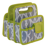 Everything Mary - Tinker Tote - Electric Geometric