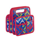 Everything Mary - Tinker Tote - Ikat Even