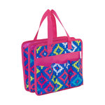 Everything Mary - Tag-Along Tote - Ikat Even
