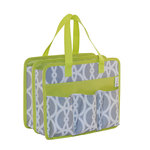 Everything Mary - Tag-Along Tote - Electric Geometric