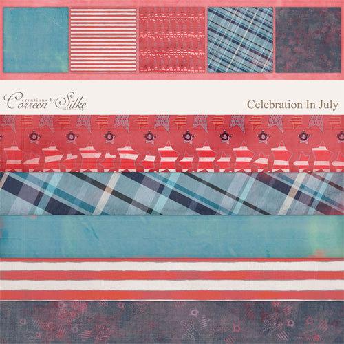 E-Paper Kit - Celebration In July 2