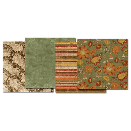 E-Paper Kit - Fall Frolic 3