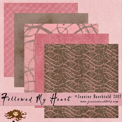 E-Paper Kit - Followed My Heart 1