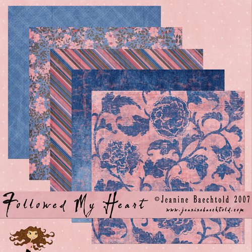 E-Paper Kit - Followed My Heart 2