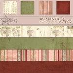 E-Kit Papers (Digital Scrapbooking) - Romantic Roses 1