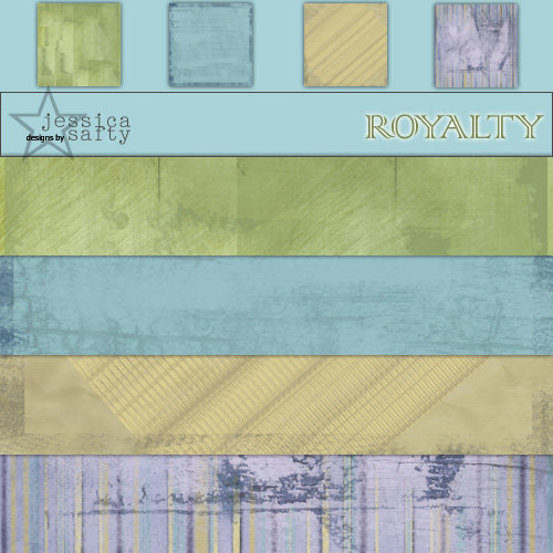 E-Kit Papers (Digital Scrapbooking) - Royalty