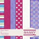 E-Paper Kit - Sassy 1