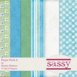 E-Paper Kit - Sassy 2