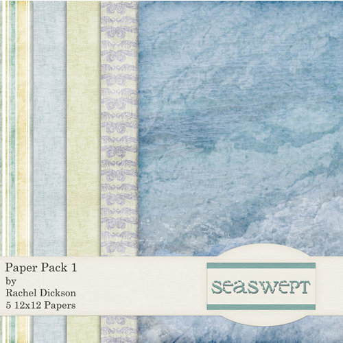 E-Paper Kit - Sea Swept 1