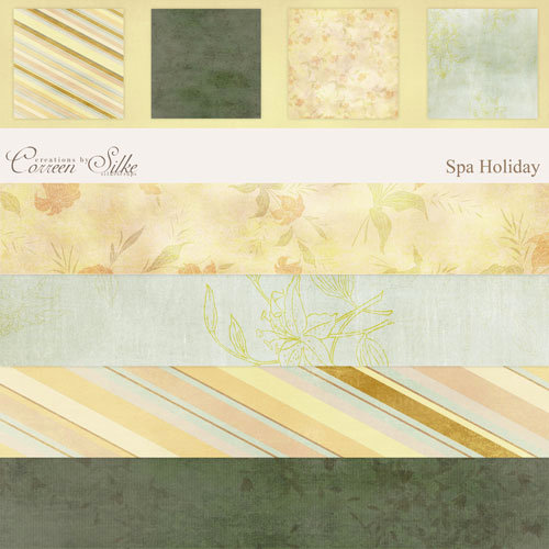 E-Paper Kit - Spa Holiday 1