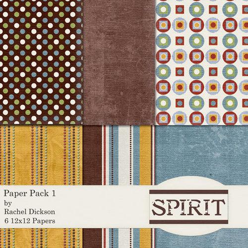 E-Paper Kit - Spirit 1