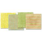 E-Kit Papers (Digital Scrapbooking) - Spring Fling 1
