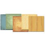 E-Kit Papers (Digital Scrapbooking) - Sunset