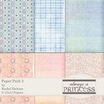 E-Paper Kit - Always A Princess 2