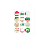Elle's Studio - Be Merry Collection - Christmas - Tags - Tidbits