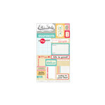 Elle's Studio - The Sweet Life Collection - Paper Tags - Cutouts
