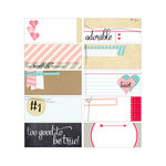 Elle's Studio - You and Me Collection - Tiny Tags
