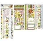 Fiskars - Cloud 9 Design - Kensington Gardens Collection - Embellishment Kit, CLEARANCE