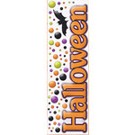 Fiskars - Cloud 9 Design - Halloween Fun Collection - Rain Dots Stickers - Title